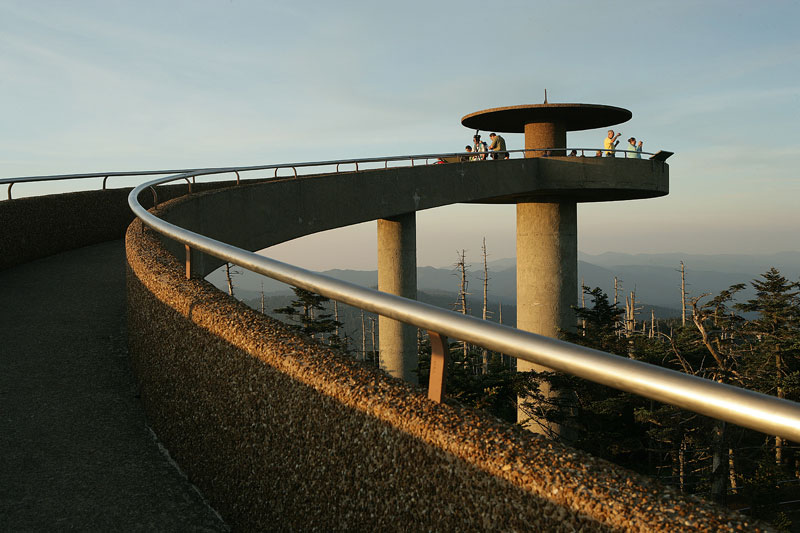 clingmans dome weather - 800×533