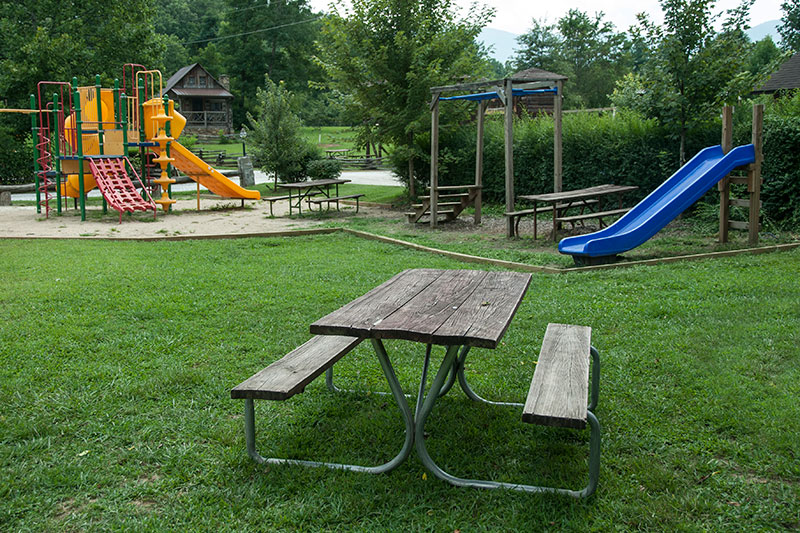 Private Smoky Mountain Campground For Groups Near Bryson